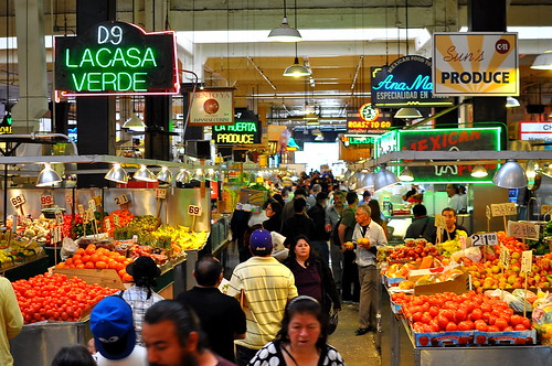 Grand Central Market - Los Angeles | by Cathy Chaplin | GastronomyBlog.com