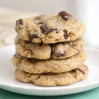 Espresso Chocolate Chip Cookies | by Tracey's Culinary Adventures