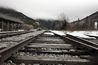 Railroad in NH | by Alexi Reibman