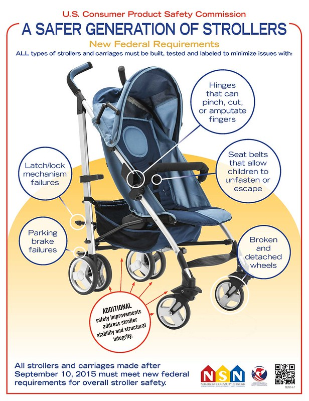 A Safer Generation of Strollers