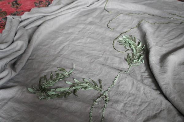Willow garland - Misericordia