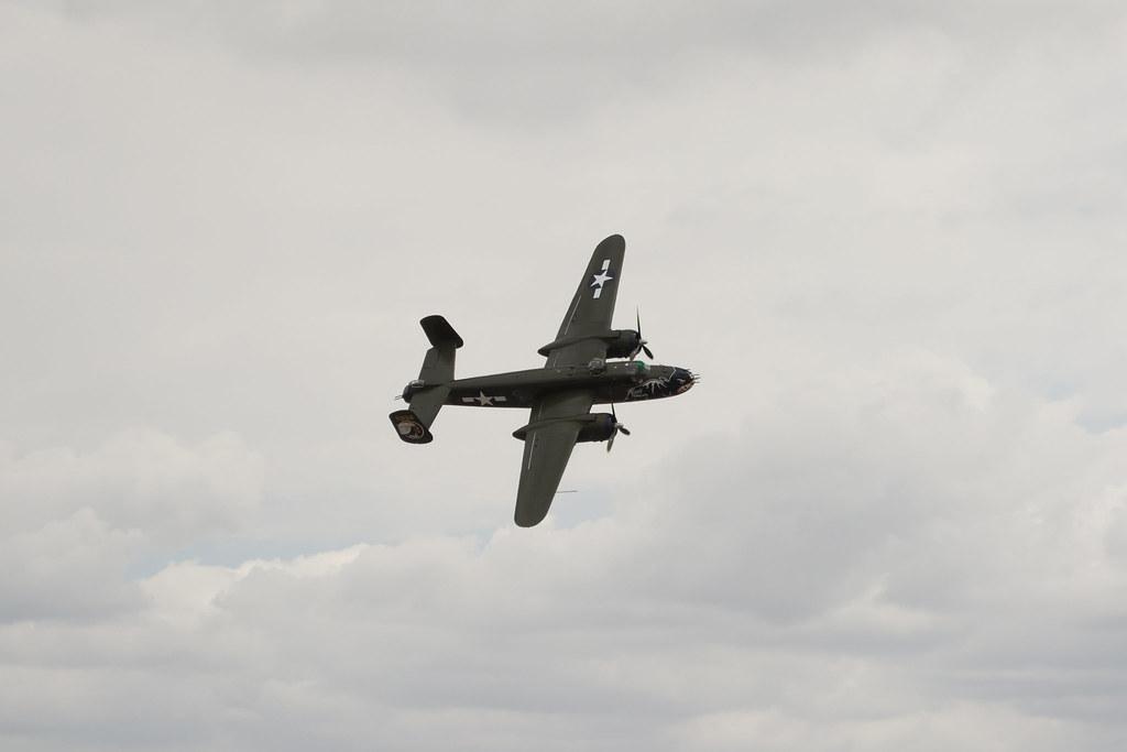 B-25 Mitchell (P.O.F. #39)
