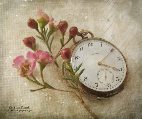 ... as times goes ... | by Kerstin Frank art