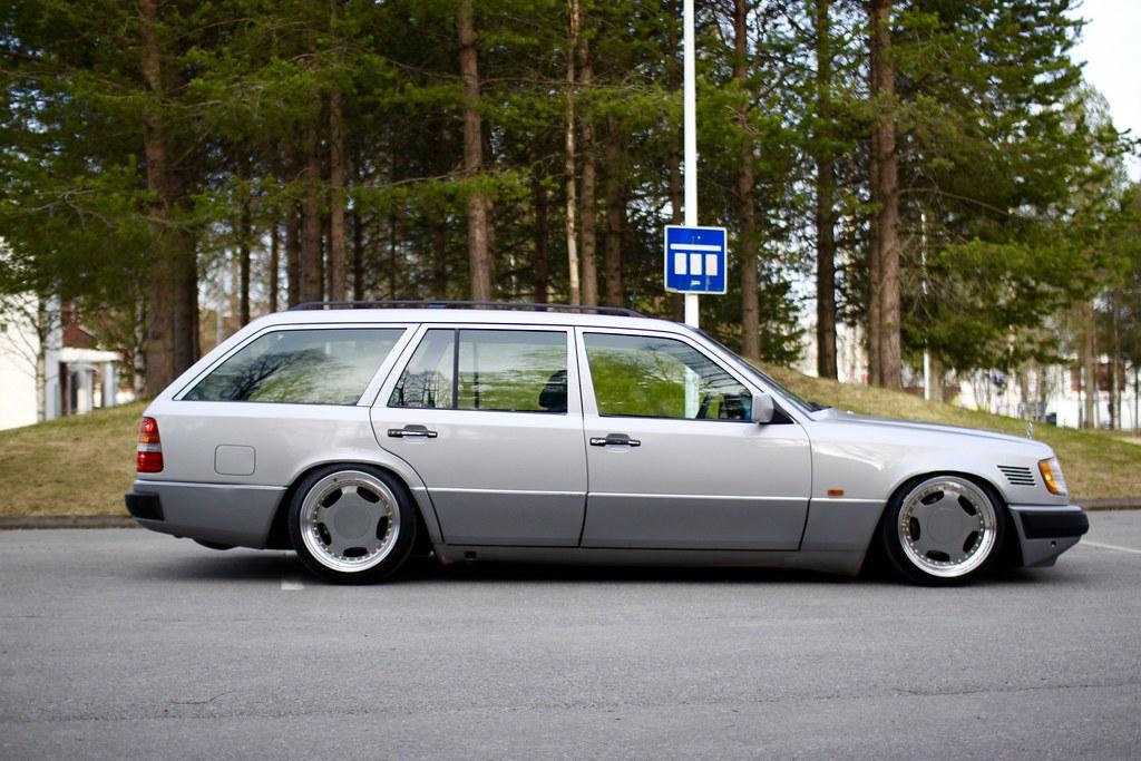 temeee.: Ex S124 & BMW E38 27359194302_fbaa9d9ff8_b