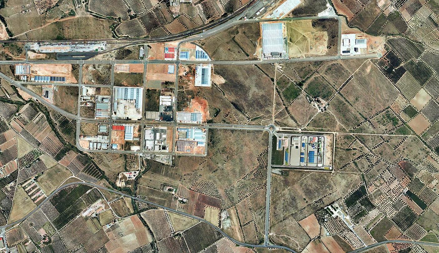 polígono industrial de constantí, constantí, tarragona, el del rugby, peticiones del oyente, antes, urbanismo, planeamiento, urbano, desastre, urbanístico, construcción