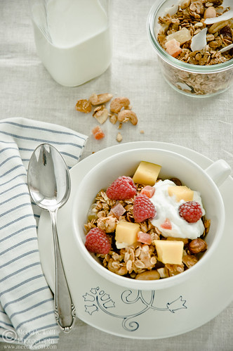 TropicalFruitGranola-0359-WM | by Meeta Wolff @ What's For Lunch, Honey?
