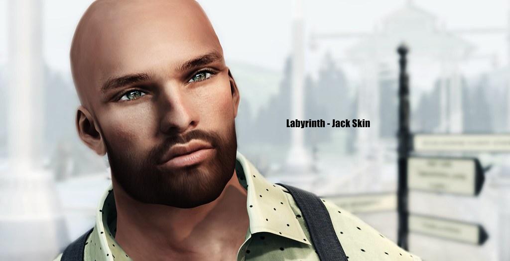 Labyrinth - Jack Skin