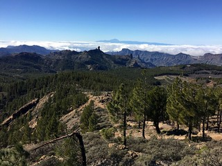 Gran Canaria - Pozo de las Nieves in the Winter