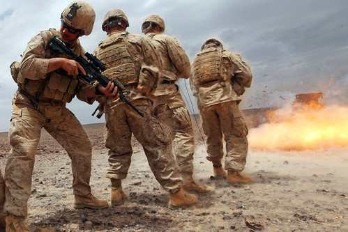 Eager Explosion | by United States Marine Corps Official Page
