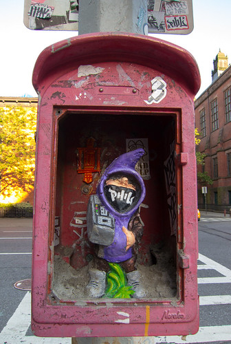 Gnome in a Fire Box | by Scott Beale