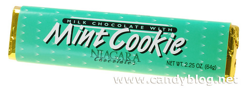 Niagara Chocolates Milk Chocolate with Mint Cookie | by cybele-