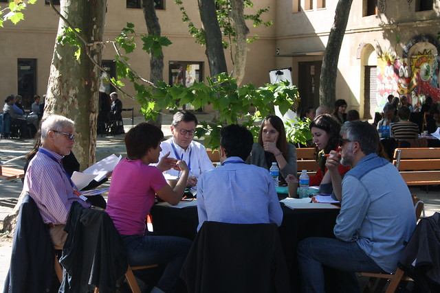 The Major Stakeholder Conference (Barcelona, Spain, 11-13 May 2016)