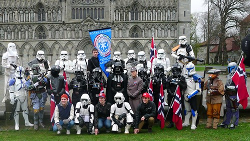 501st Nordic Garrison @ Norwegian National Day Parade (2012) | by aarsbog