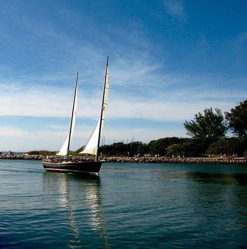 Sailboat (sloop)