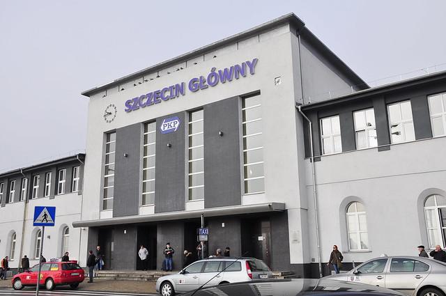 Dworzec Szczecin Główny 3