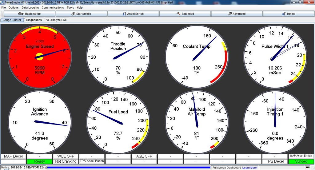 MS dashboard 6-16-12