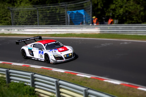 2nd place 24h Nürburgring 2012: GTMamerow Racing (26): Audi R8 LMS ultra | by mr-mojo-risin