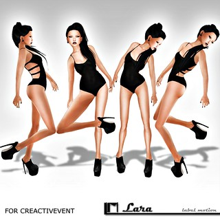 Lara - Label Motion @ Creactivevent. | by anne Dakun