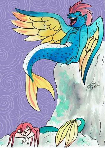 5.31.16 - More Mermaids for MerMay!