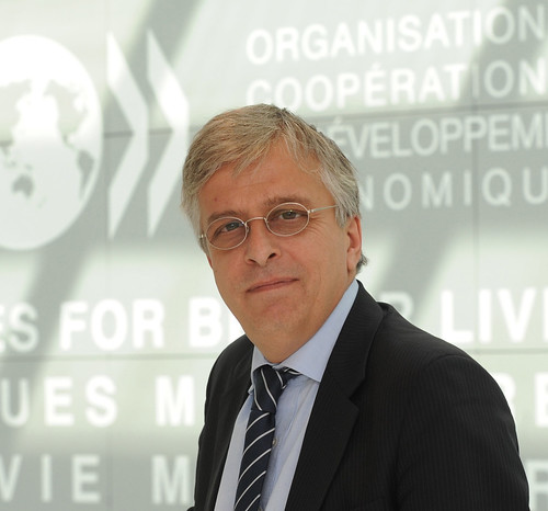 Laurent Bossard, Director of the Sahel and West Africa Club Secretariat/OECD | by Organisation for Economic Co-operation and Develop