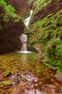 St Nectan's Glen, Tintagel, Cornwall. | by Andy Fox Photography