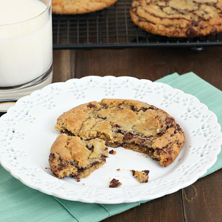 Thousand-Layer Chocolate Chip Cookies | by Tracey's Culinary Adventures