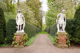 Renishaw Hall Garden Entrance | by Dean Morgan