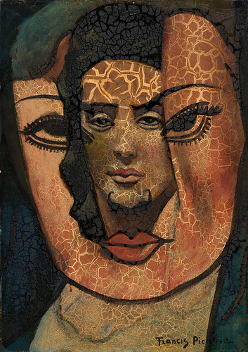 Picabia, Francis (French, 1879-1953)  - Masque Ouvert  - 1931 | by *Huismus
