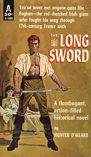 The Long Sword | by McClaverty