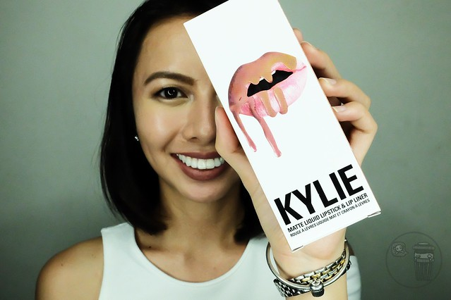 kylie lip kit candy k review