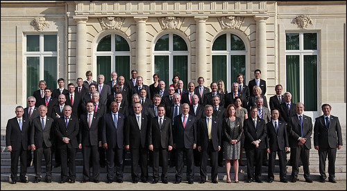 OECD Ministerial Council Meeting 2012: Official Family Photo | by Organisation for Economic Co-operation and Develop