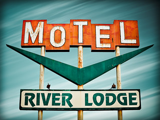 River Lodge Motel | by Shakes The Clown
