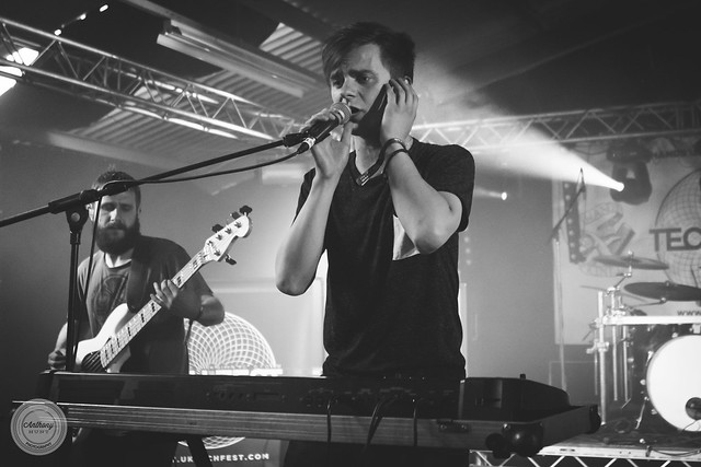 DispersE Live @ UK Tech est 08/07/16