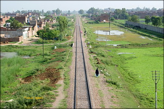 Gujranwala - Lahore Railway Line | by Tahir Iqbal (Over 45,65,000 Visits, Thank You)