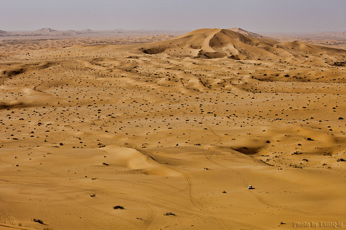 From the top of dunes | by TARIQ-M