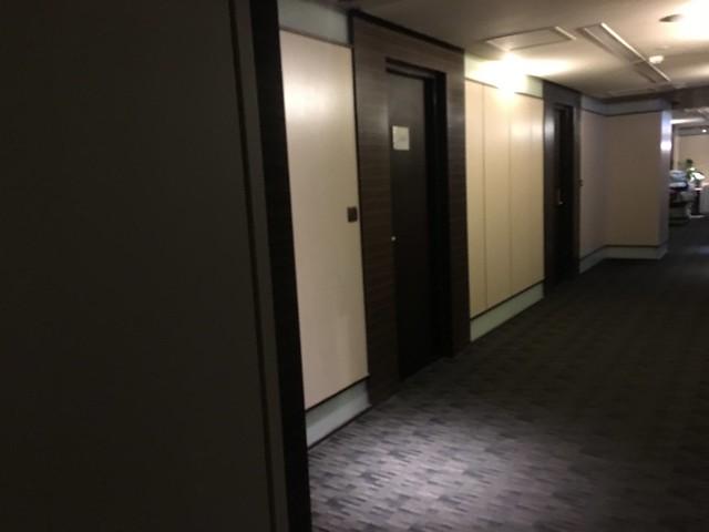走廊@福容淡水紅樹林湯屋