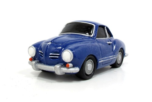 Blue Neko Works Karmann Ghia