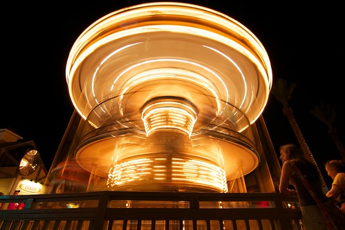 Merry go round at Kemah | by Isidro Urena .