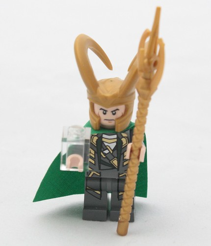 Loki and the Cosmic Cube, I guess | by fbtb