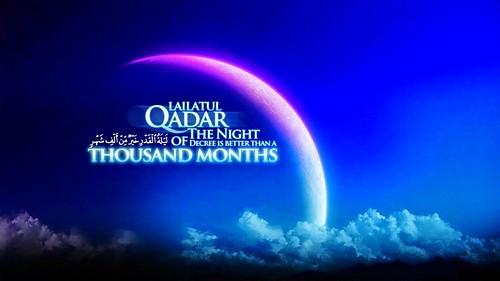 Laylatul Qadr, the Night of Power 3