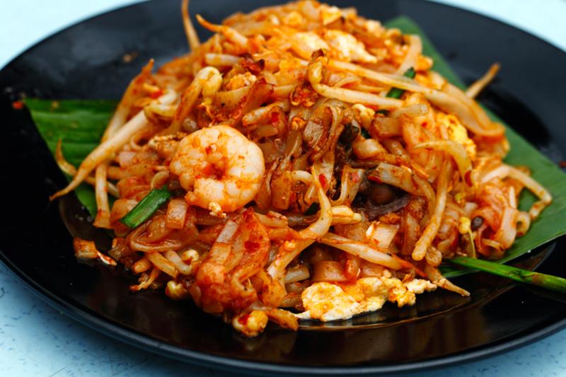 Red Kitchen Char Koay Teow