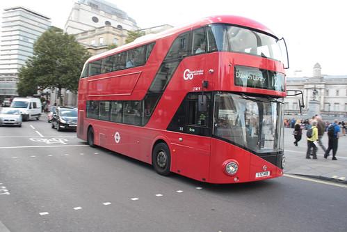 London Central LT419 LTZ1419