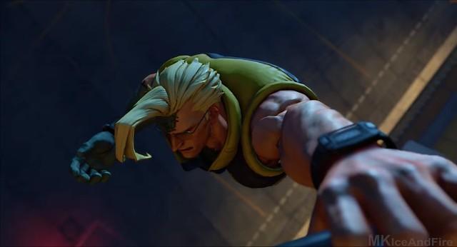 Street Fighter 5 Charlie