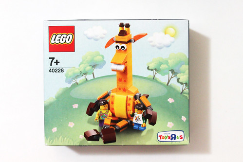 LEGO Toys R Us Geoffrey & Friends (40228)