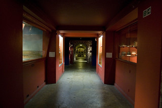 Crypt museum under All Hallows by the Tower | by IanVisits