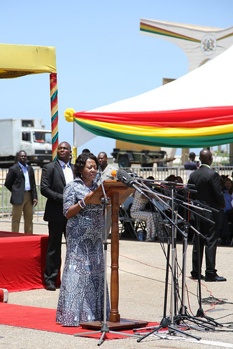 Ghana's First Lady | by CC Chapman