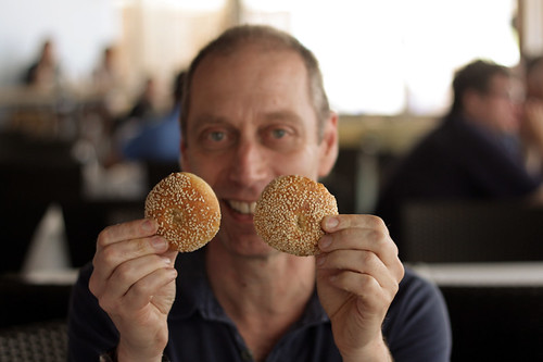 david and bagels | by David Lebovitz
