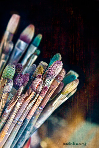 Paint Brushes | by melepix