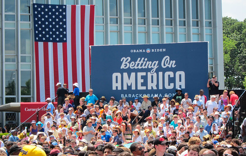 Obama 2012 - Betting On America | by Anirudh Koul