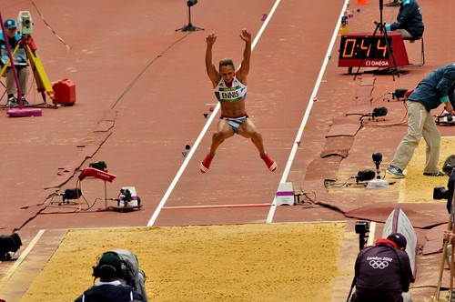Jess Ennis - Long Jump 2 | by Will Clayton